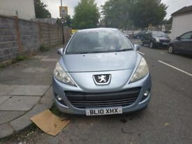 image for Peugeot, 207, Hatchback, 2010, Manual, 1360 (cc), 3 doors px welcome