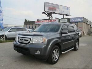 2011 Honda Pilot Touring, NAV, DVD, Leather, Sunroof