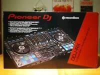 Brand new Pioneer DDJ RX