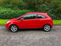 Vauxhall Corsa 1.2 SXI 16V, , One Years MOT, Just 75000 MILES