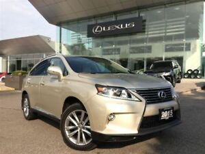 2015 Lexus RX 450H Technology Pkg 1 Owner Navi Backup Cam Sunroo