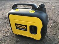 Stanley 2000w suitcase generator super silent inverter not Honda Yamaha 2kw