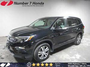 2016 Honda Pilot EX-L| Backup Cam, Leather, All-Wheel Drive!