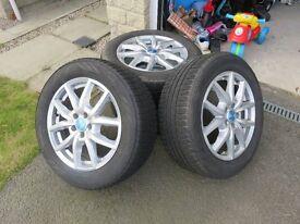 Jaguar XF Winter Wheels & Tyres