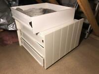 4 IKEA FORVARA kitchen drawers - FREE - SE20, Penge