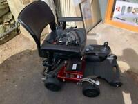 Luggie folding power chair (mobility scooter)