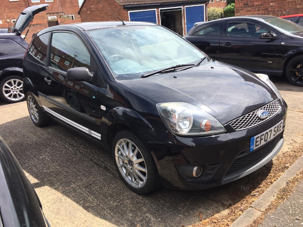 Ford Fiesta 1.6 Tdci Sport Van For Sale >> 2007 Ford Fiesta Sport Van Zetec S 1 6 Tdci In Colchester Essex