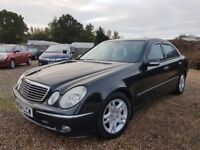 Mercedes E320 CDi Diesel / Automatic, Drives Superb, Beautiful Condition Throughout, Full History.