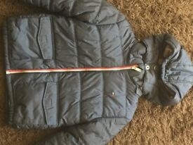 Tommy Hilfiger,Abercrombie Coats and Joules jackets