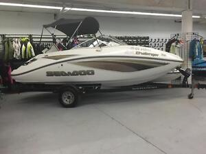 2007 Sea-Doo CHALLENGER 180 215HP