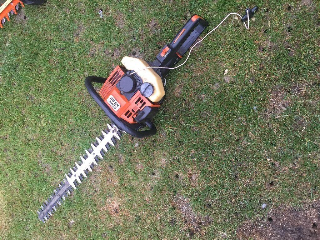 stihl hs 80 hedge trimmer for sale in bishops stortford. Black Bedroom Furniture Sets. Home Design Ideas