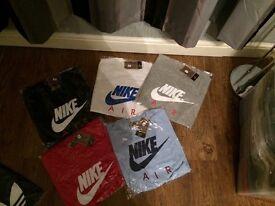 Men's Nike and Adidas Tshirts
