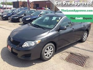 2010 Toyota Corolla * CAR LOANS FOR ALL CREDIT