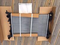 BRAND NEW RADIATOR VAUXHALL CORSA/ADAM - FIAT GRANDE