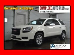 2013 GMC Acadia SLE2 AWD 4x4 7 passagers *Bluetooth,Camera recul