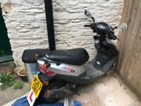 Good condition. Only used to drive to and from school.