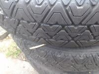 A space saver weel and tyre to fit 2008 onwards astra vectra