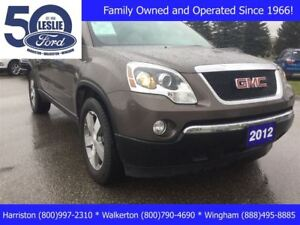 2012 GMC Acadia SLT | FWD | Includes Winter Tires and Rims