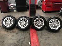 Audi A3 Alloy wheels (alloys) 16 inch (golf,leon,caddy,)