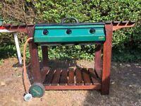 Outback 3 burner gas BBQ