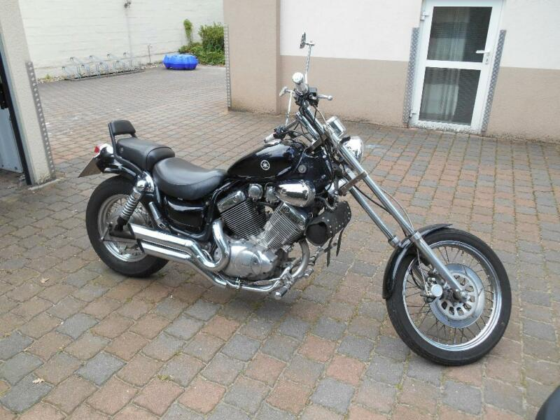 yamaha xv 535 virago custom in nordrhein westfalen krefeld ebay kleinanzeigen. Black Bedroom Furniture Sets. Home Design Ideas