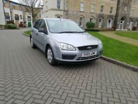 Ford Focus 1.6 patrol automatic, 5 door hatchback, 12 months mot, full hpi clear, low millage