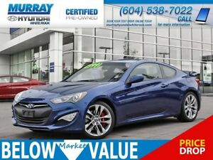 2015 Hyundai Genesis Coupe 3.8 R-Spec **HEATED SEATS**BLUETOOTH*
