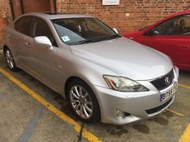 Lexus is250 automatic perfectly looking