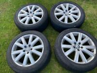 19inch Alloy wheels