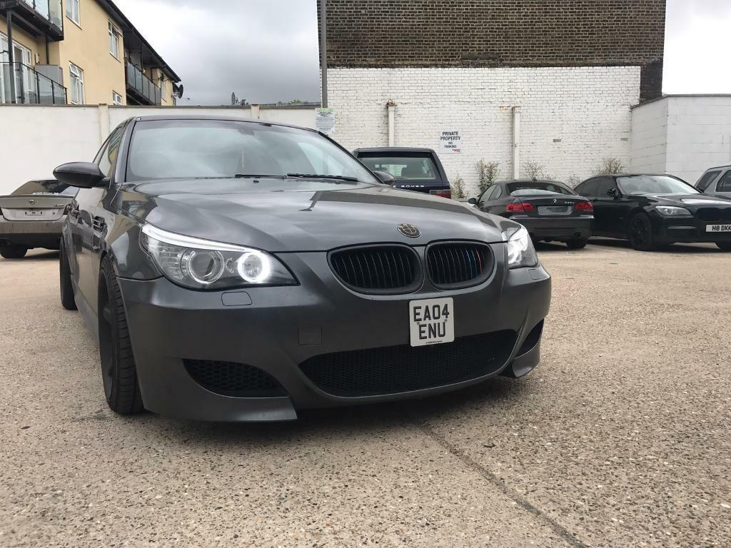 bmw e60 m5 replica in leyton london gumtree. Black Bedroom Furniture Sets. Home Design Ideas