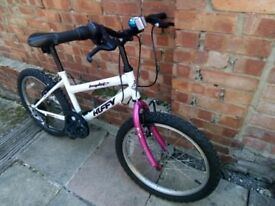 Girls bike 20in