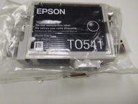 Epson Original T0802 Cyan Ink Cartridge, Epson Hummingbird Cyan Ink