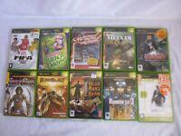 Xbox Original Game Bundle x 10.
