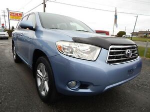 2008 Toyota Highlander Limited- LECTEUR DVD- 7 passagers-- AWD-5