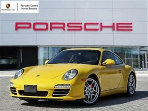 2011 Porsche 911 SPORTS EXHUAST, SPORT CHRONO PLUS, SPORT SEATS