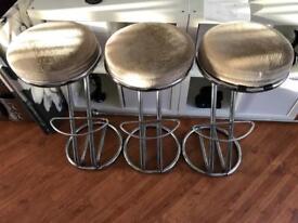 Set of 3 Stools