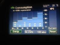 Prius 2009 long pco