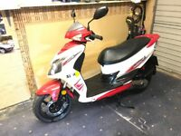 50cc Scooter, Learner Legal, Totally Standard, Full MOT, just Serviced