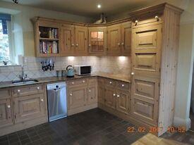 Complete kitchen units