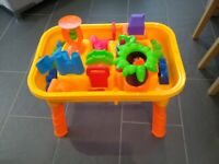 Childs Play Sand/Water table by Chadd Valley