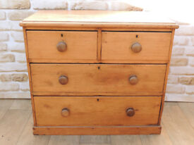 Unique chest of drawers (Delivery)