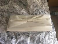 BHS bridal bag purse clutch