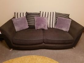 Large 2 seater sofa for sale need gone asap