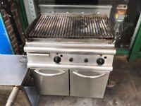 CATERING COMMERCIAL GAS CHARCOAL GRILL KEBAB BBQ TAKE AWAY FAST FOOD COMMERCIAL KITCHEN BAR TAKEAWAY