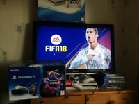 PS4, Sony VR, games