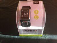 TOMTOM Golfer2 Watch (Brand new ) sealed in presentation box