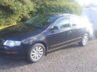 2007 Volkswagen passat 1.9tdi. Mot'd. Superb car. No faults. £1525ovno. (Audi,skoda,golf)