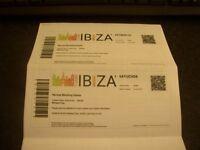 Ibiza Revival 2018 2x Adult Tickets (Blickling Estate)