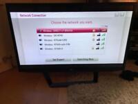 """LG 42"""" smart 3d tv usb optical"""