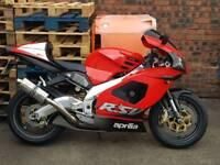 Aprilia rsv 2002 motorbike gsxr fireblade